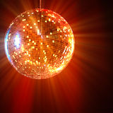 Mirror Ball. Stock Images