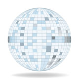Mirror ball vector Stock Photos