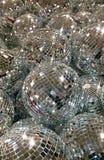 Balls mirror Royalty Free Stock Photos