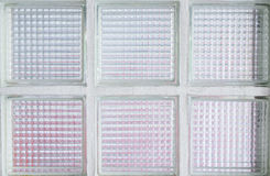 Mirror block texture Stock Image