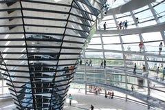 Mirror building Stock Image