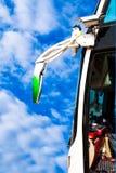 Mirror bus. Royalty Free Stock Image