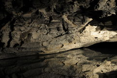 Mirror in cave Royalty Free Stock Image