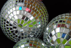 Free Mirror Christmas Balls Royalty Free Stock Images - 22975179