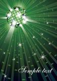 Mirror disco ball Royalty Free Stock Photo
