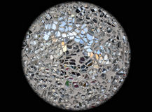 Mirror disco ball Royalty Free Stock Photography