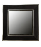 Mirror or Empty picture frame Stock Image