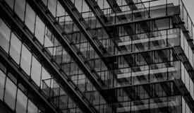 Mirror facade Stock Photos