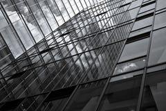 Mirror facade Royalty Free Stock Images