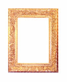 Mirror frame Royalty Free Stock Photos