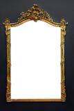 Mirror frame Stock Image