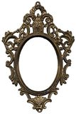Mirror frame Stock Image