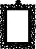 Mirror frame vector illustration