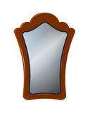 Mirror in frame. Stock Photography