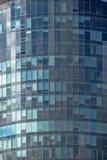 Mirror glass facade skyscraper buildings Royalty Free Stock Photography