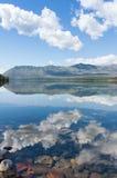 Mirror Image Stock Photo