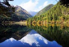 Mirror lake Royalty Free Stock Photos