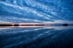 Mirror lake Stock Photography