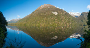 Mirror Lakes Royalty Free Stock Photo