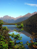 Mirror Lakes Stock Images