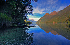 Mirror Lakes Royalty Free Stock Image