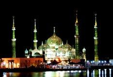 Mirror mosque Royalty Free Stock Photo