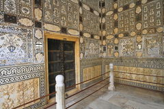 Mirror Palace Of Amber Fort Royalty Free Stock Photography