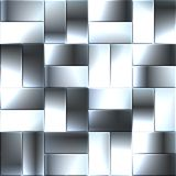 Mirror tile Royalty Free Stock Photos