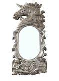 mirror unicornen Fotografering för Bildbyråer
