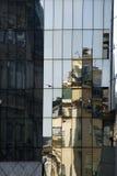Mirror window Stock Photos
