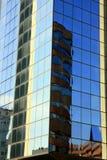Mirror windows reflex Royalty Free Stock Photography