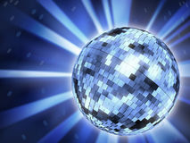 Mirrorball Photo stock