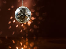Mirrorball Royalty Free Stock Photos