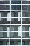Mirrored windows Royalty Free Stock Images