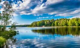 Mirroring Lake Royalty Free Stock Images