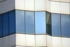 Mirroring windows  Royalty Free Stock Photography
