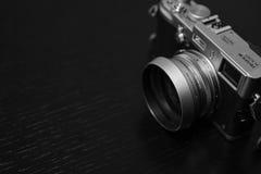Mirrorless Kamera Fujifilm X100s Lizenzfreie Stockfotos
