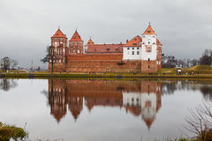 Mirski Castle Stock Images
