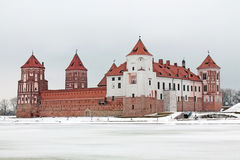 Mirsky Castle Complex Stock Photography