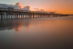 Mirt plaża Obraz Royalty Free