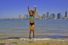 Mis vacaciones de verano Fotos de archivo libres de regalías