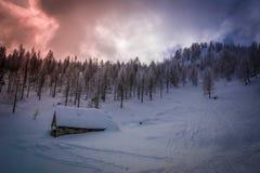 Misanco d'Alpe image libre de droits