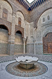 Misbahiya medersa at Fez, Morocco Stock Images