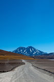 miscanti火山 图库摄影