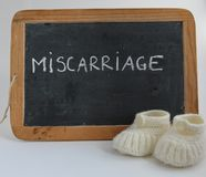 Miscarriage Stock Images