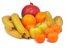 Miscela al gusto di frutta Fotografia Stock