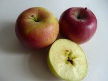 Miscela della frutta e delle verdure fresche Fotografie Stock