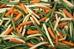 Miscela della verdura del bambino Fotografia Stock Libera da Diritti
