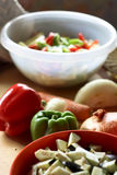 Miscela della verdura fresca Fotografia Stock Libera da Diritti