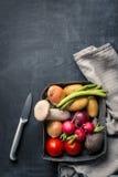 Miscela della verdura fresca Immagini Stock Libere da Diritti